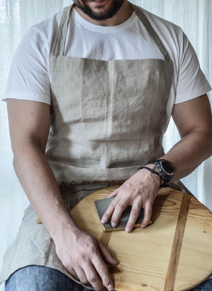 drevený lopár