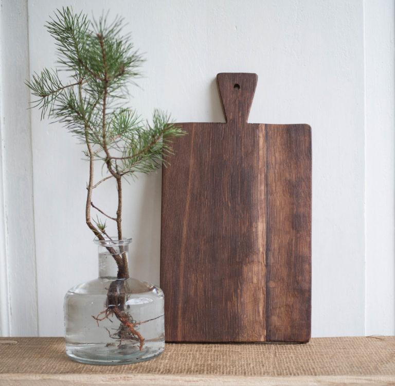lopár staré drevo
